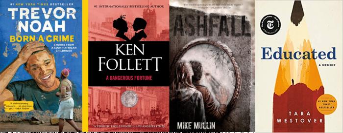 Book Club Titles